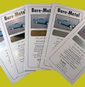 Bare Metal Foil  New Improved Chrome